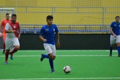 WC18 U21 Group C Austria - Italy 1-3-10