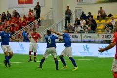 WC18 U21 Group C Austria - Italy 1-3-11