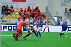 WC18 U21 Group C Austria - Italy 1-3-3