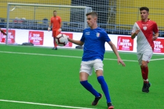 WC18 U21 Group C Austria - Italy 1-3-4