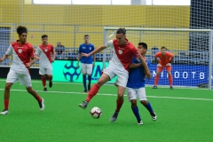 WC18 U21 Group C Austria - Italy 1-3-5