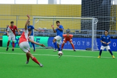 WC18 U21 Group C Austria - Italy 1-3-6