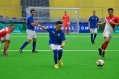 WC18 U21 Group C Austria - Italy 1-3-7