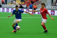 WC18 U21 Group C Austria - Italy 1-3-9