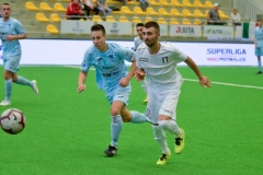 WC18 U21 Group C Italy - Slovenia 2-1-6