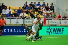 WC18 U21 Third place match  Colombia - Italia 6-0-14
