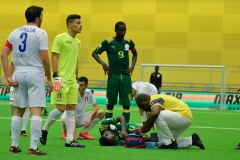 WC18 U21 Third place match  Colombia - Italia 6-0-16