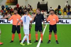 WC18 U21 Third place match  Colombia - Italia 6-0-2