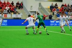 WC18 U21 Third place match  Colombia - Italia 6-0-8
