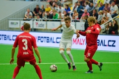 WC18 U21 Third place match  Colombia - Italia 6-0-7