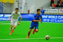 WC18 U21 Third place match  Colombia - Italia 6-0-18