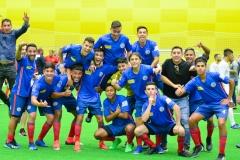 WC18 U21 Third place match  Colombia - Italia 6-0-3