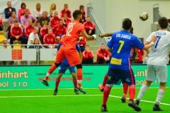 WC18 U21 Third place match  Colombia - Italia 6-0-4