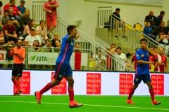 WC18 U21 Third place match  Colombia - Italia 6-0-6