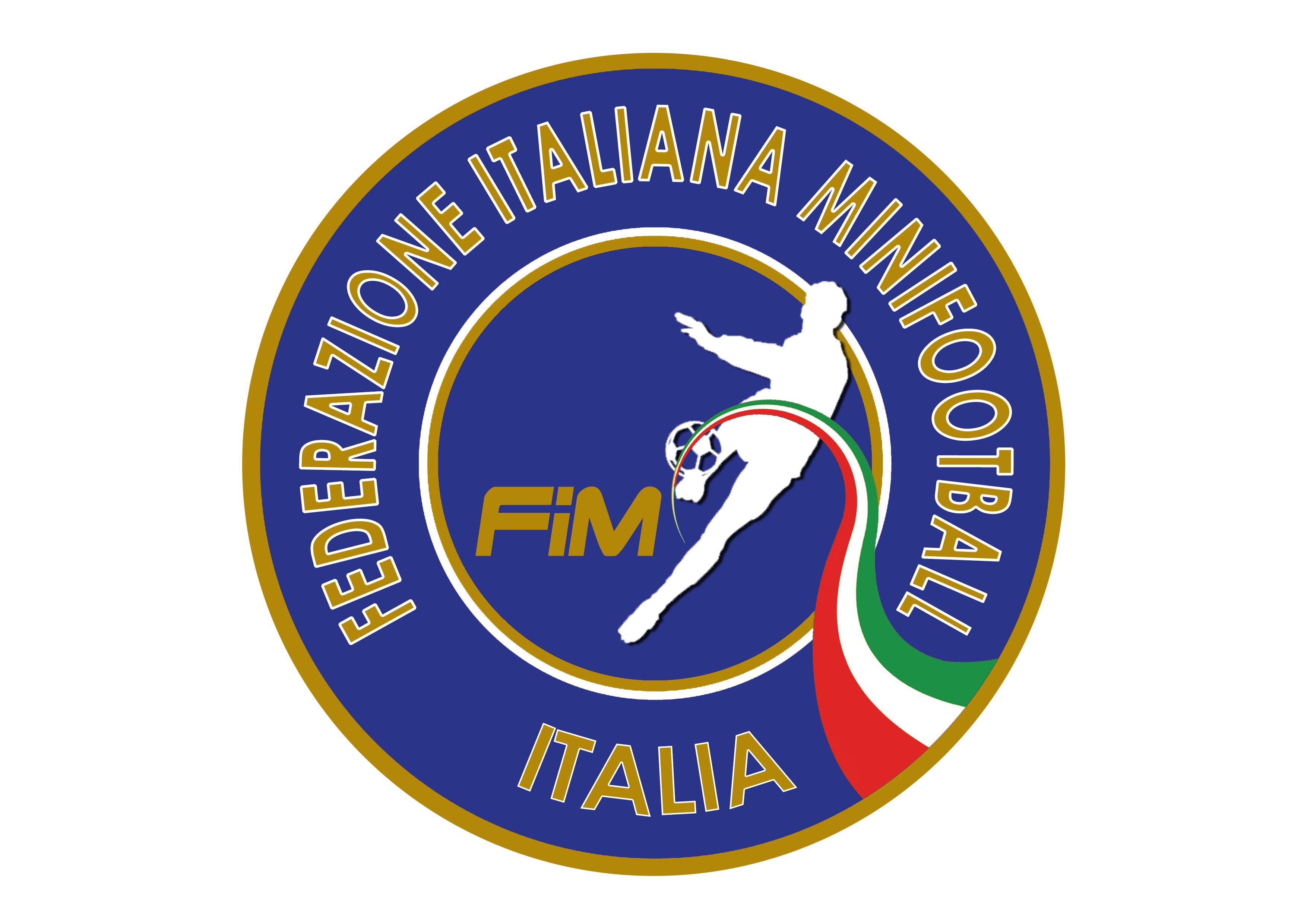 B fim coppa italia club minifootball italia for B b italia logo