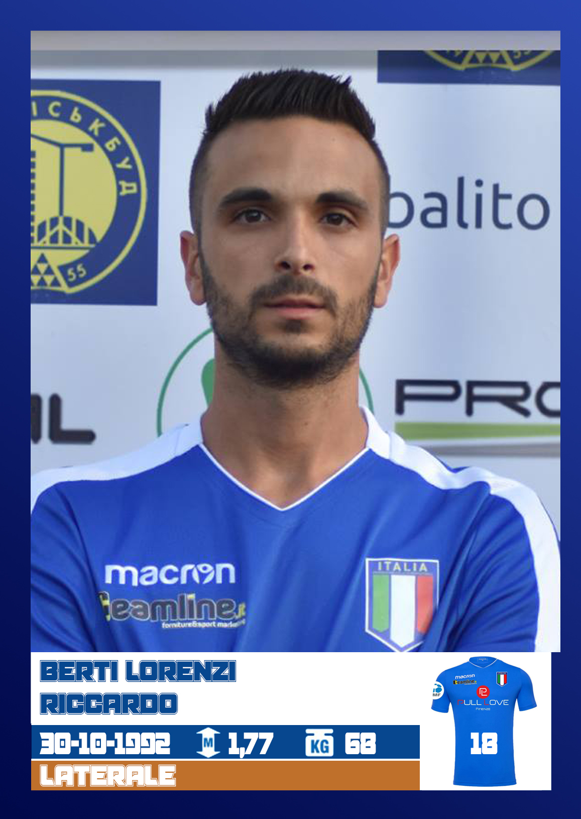 Riccardo Berti Lorenzi