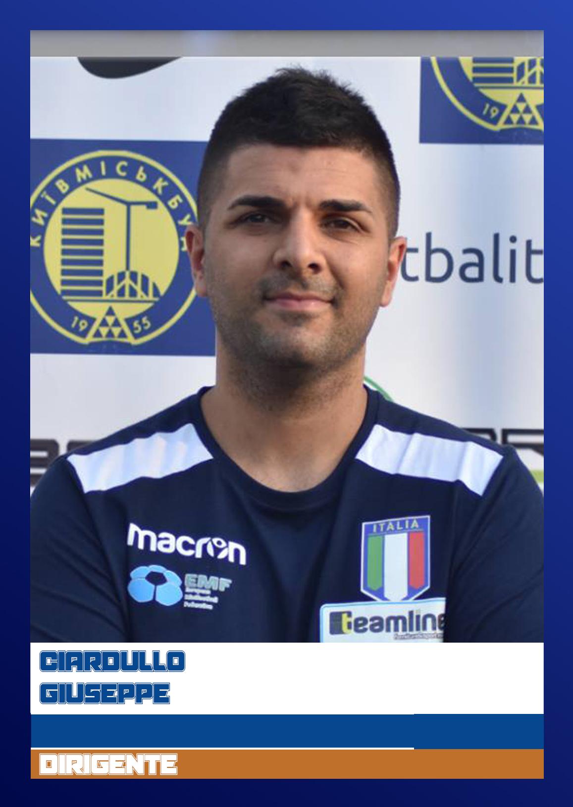 Giuseppe Ciardullo