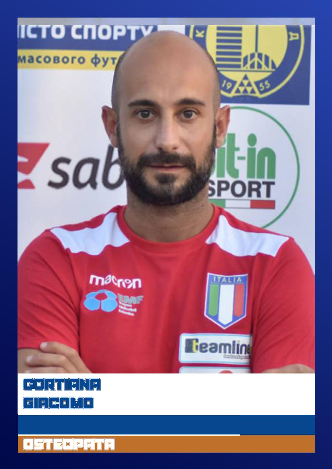 Giacomo Cortiana