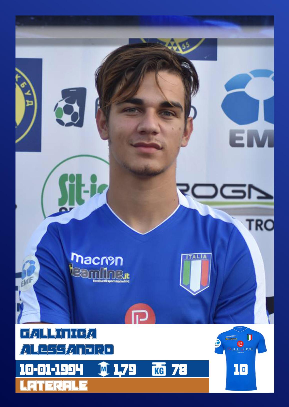 Alessandro Gallinica