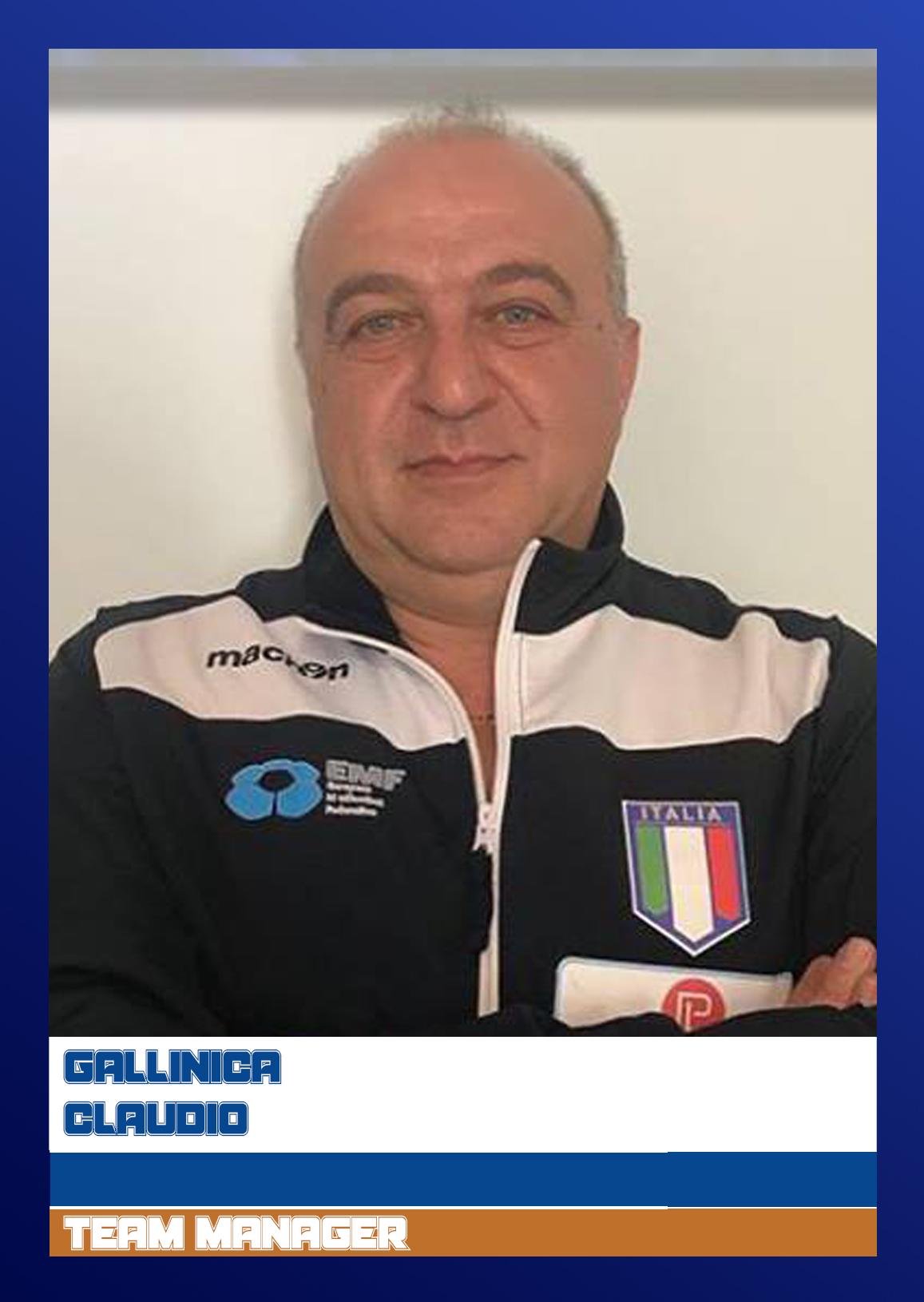 Claudio Gallinica