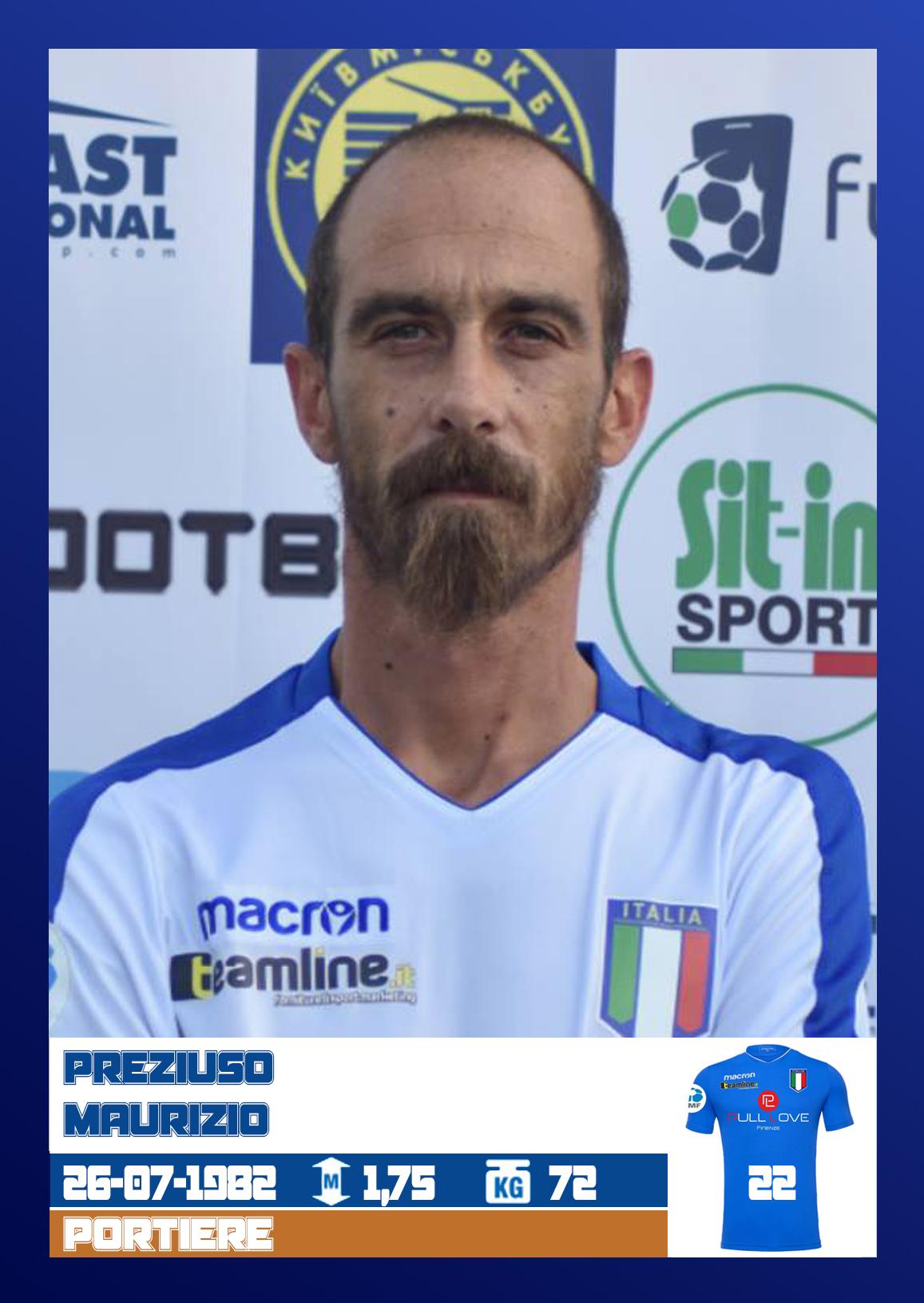 Maurizio Preziuso