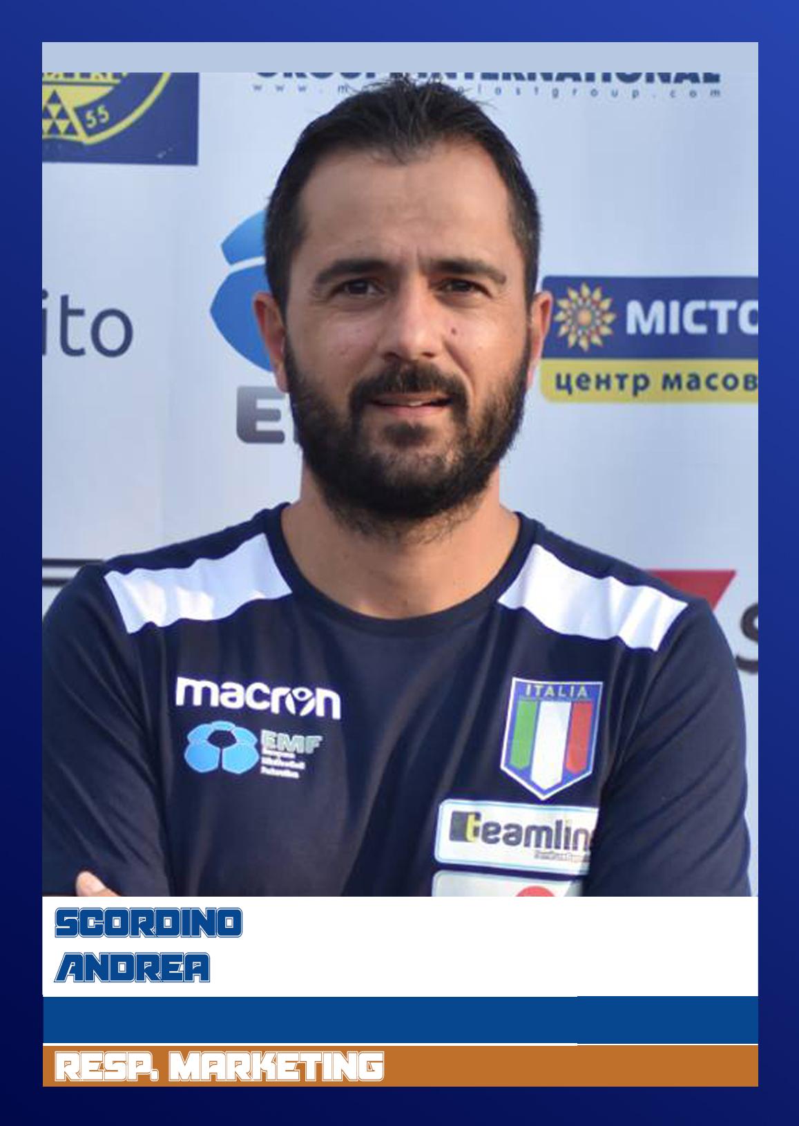 Andrea Scordino