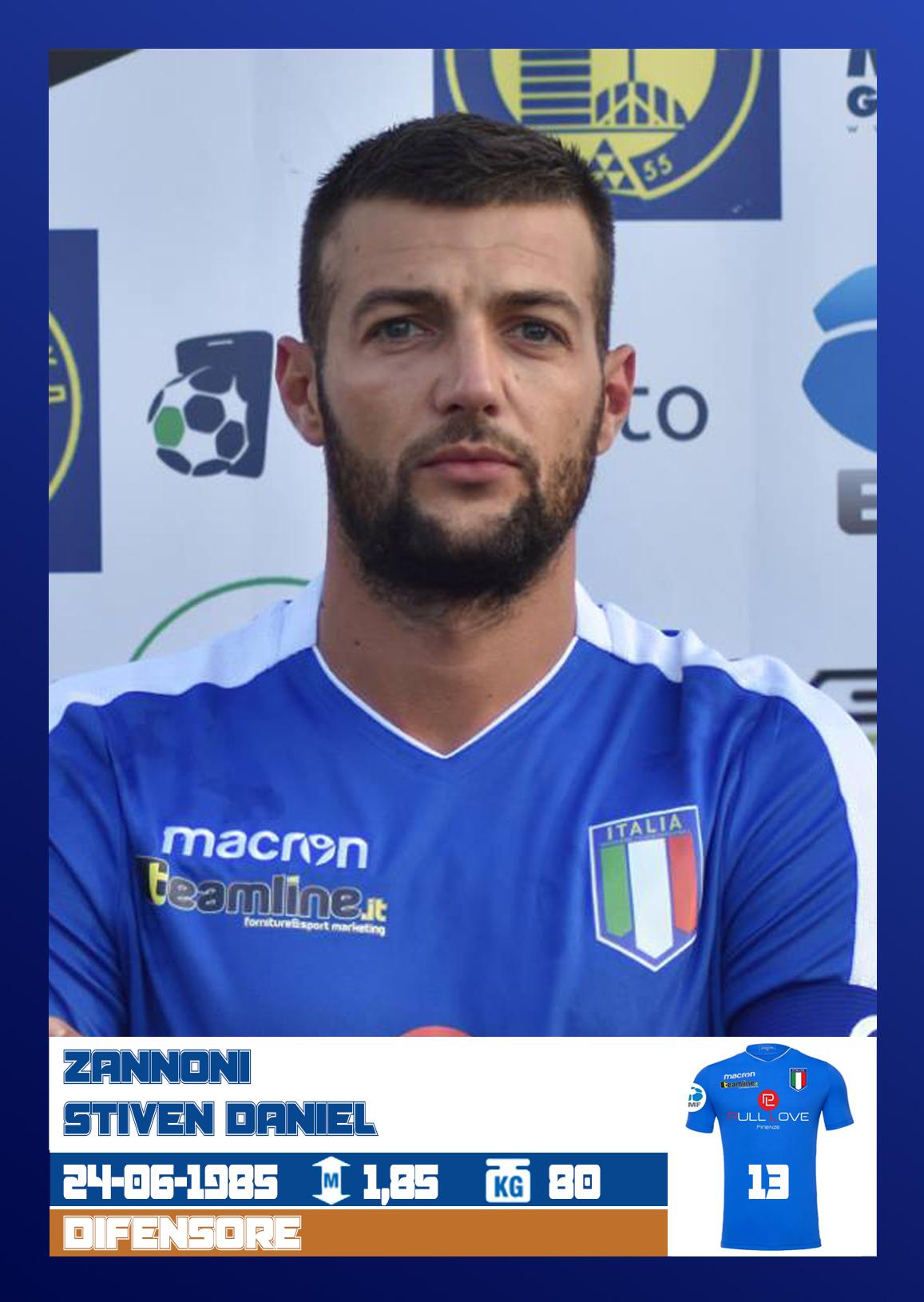 Stiven Daniel Zennoni