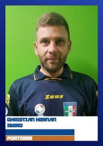 Christian Hernan Ibero